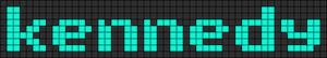 Alpha pattern #6451