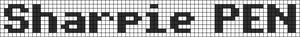 Alpha pattern #6455