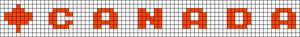 Alpha Friendship Bracelet Pattern #6457