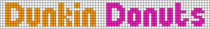 Alpha pattern #6464