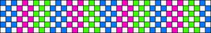Alpha pattern #6466