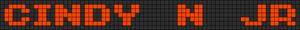 Alpha pattern #6467