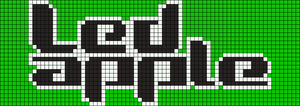 Alpha pattern #6470
