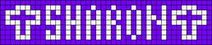 Alpha pattern #6471