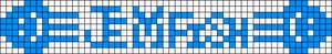 Alpha Friendship Bracelet Pattern #6476