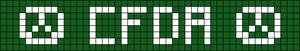 Alpha pattern #6478