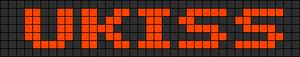 Alpha pattern #6485