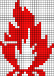 Alpha pattern #6488