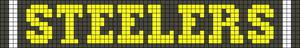 Alpha pattern #6490