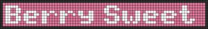 Alpha pattern #6491