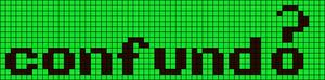 Alpha pattern #6492