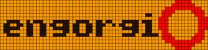 Alpha pattern #6493