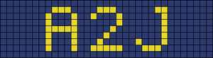 Alpha pattern #6497