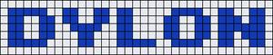 Alpha pattern #6499