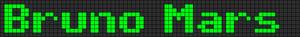 Alpha pattern #6502