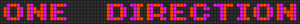 Alpha pattern #6509