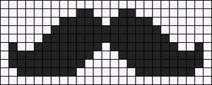 Alpha pattern #6516