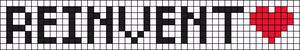 Alpha pattern #6517