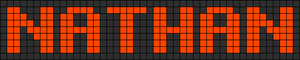 Alpha pattern #6519