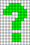 Alpha pattern #6521