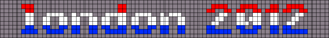 Alpha pattern #6535