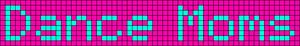 Alpha pattern #6538