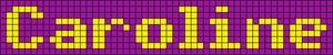 Alpha pattern #6543