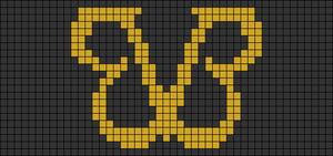 Alpha pattern #6551
