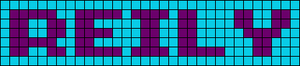Alpha pattern #6552