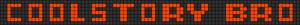 Alpha pattern #6553