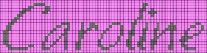Alpha pattern #6559