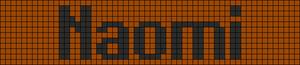 Alpha pattern #6564