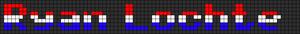 Alpha Friendship Bracelet Pattern #6567