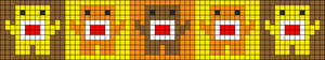 Alpha pattern #6577