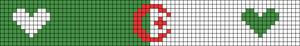 Alpha pattern #6586