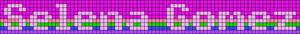 Alpha pattern #6589