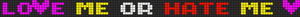 Alpha pattern #6591