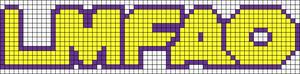 Alpha pattern #6592
