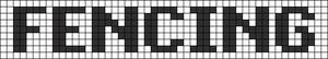 Alpha pattern #6600