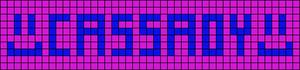 Alpha pattern #6602
