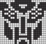 Alpha Friendship Bracelet Pattern #6605