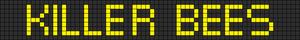 Alpha pattern #6606