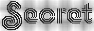 Alpha pattern #6610
