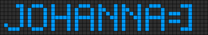 Alpha pattern #6620
