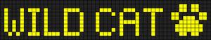 Alpha pattern #6622