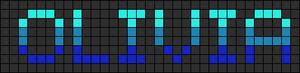 Alpha pattern #6623