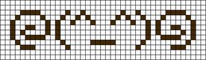 Alpha pattern #6625