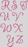 Alpha pattern #6629