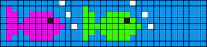 Alpha pattern #6635