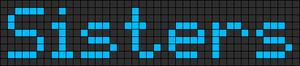 Alpha pattern #6636